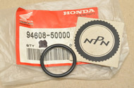 NOS Honda ATC200 CB550 CB750 CR125 CR250 CX500 MR250 MT250 XL250 XL350 Front Fork O-Ring 94608-50000