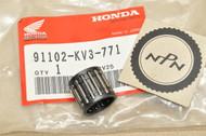 NOS Honda 1989-92 CR125 R Small End Connecting Rod Needle Bearing 91102-KV3-771