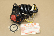 NOS Honda CB360 Right Handlebar Start Run Kill Light On Off Switch Assembly 35300-369-671