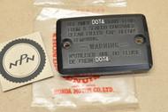 NOS Honda GL1200 Gold Wing VF1100 Magna VF1000 VF700 VF750 VT1100 Brake Master Cylinder Cap 45540-MB4-671