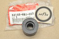 NOS Honda 1986 ATC200 1986-89 TRX250 R Fourtrax Rubber Chain Tension Roller 52158-HB5-003