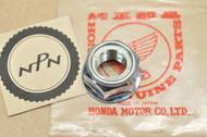 NOS Honda ATC125 ATC200 ATC250 R ATC350 CB1000 CB125 CB400 CB450 CB750 CBR1000 F Nut 90305-GE8-003