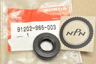 NOS Honda ATC200 GB500 XL350 XL600 XR100 XR200 XR350 XR500 XR75 XR80 Crank Case Oil Seal 91202-965-003