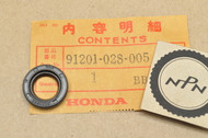 NOS Honda ATC110 ATC90 CL90 CM91 CT110 Trail 110 CT90 Trail 90 S90 SL90 ST90 Oil Seal 91201-028-005