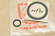 NOS Honda ATC200 CH250 Elite GL1100 Gold Wing TR200 Fat Cat TRX200 Fourtrax Cylinder Head O-Ring 91303-729-721