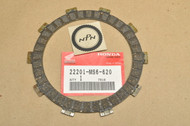 NOS Honda VF750 Magna VFR700 VFR750 VFR800 VT600 XL250 XL350 Clutch Friction Disk 22201-MS6-620