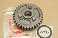 NOS Honda CB72 CB77 CL72 CL77 Transmission Low Gear 34T 23420-268-000