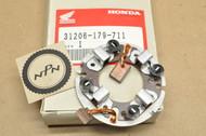 NOS Honda 1981 C70 Passport Starter Motor Brush Holder Set 31206-179-711