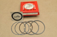 NOS Honda XR75 K1-K3 0.5 Oversize Piston Ring Set for 1 Piston= 5 Rings 13031-116-000