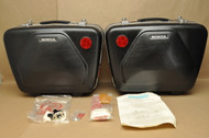 NOS Honda Hondaline Accessories CX500 Detachable Saddle Bag Set 08161-41500