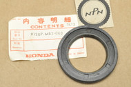 NOS Honda 1984-85 VF700 F 1983-84 VF750 F 1984-86 VF1000 F Interceptor Crank Case Oil Seal 91207-MB2-003