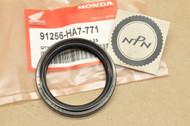 NOS Honda 1987-89 TRX350 Fourtrax Knuckle Dust Oil Seal 91256-HA7-771