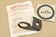 NOS Honda MT250 K0-1976 Brake Stop Switch Stay Bracket 35358-358-000