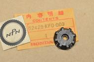 NOS Honda ATC200 X XR350 R XR500 R Rear Shock Absorber Adjusting Plate 52429-KF0-003