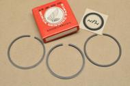 NOS Honda CB125 CL125 SL125 TL125  Piston Ring Set for 1 Piston .75 Oversize 13041-330-005
