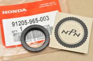NOS Honda ATC200 CB125 CB250 CB300 CB400 CB750 CBR1000 CBR250 Oil Seal 91205-965-003