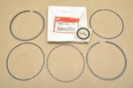NOS Honda NX650 XL600 XR650 Piston Ring Set For 1 Piston Standard Size 13011-MN9-305
