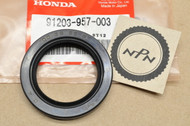NOS Honda 1978-1985 ATC70 1985-1987 TRX70 Rear Wheel Axle Oil Seal 91203-957-003