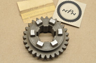 NOS Honda CB72 CB77 Transmission Second Counter Shaft Gear 27T 23441-258-000