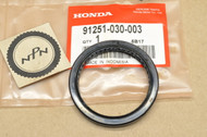 NOS Honda CB100 CB125 CL100 CL125 CT70 CT90 SL125 SL70 SL90 XL70 Front Wheel Oil Seal 91251-030-003