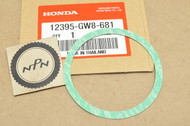 NOS Honda C70 Passport TRX90 XR70 Z50 Left Cylinder Head Side Cover Gasket 12395-GW8-681