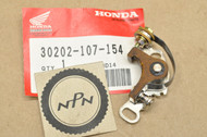 NOS Honda ATC110 CB125 CL125 CL90 CT90 S90 SL90 ST90 XL175 XL250 XL350 Contact Points Breaker 30202-107-154