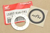 NOS Honda 1984-86 CR250 R Connecting Rod Side Plate Washer 13202-KA4-741