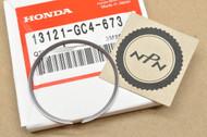 NOS Honda 1986-95 CR80 R Piston Ring for 1 Piston = 1 Ring 13121-GC4-673