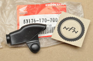 NOS Honda NA50 NC50 NX50 XR50 Z50 Handlebar Right Lever Cover 53176-170-700