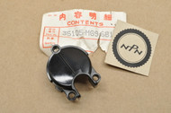 NOS Honda CMX450 GL1200 GL1500 VT1100 XL250 XL600 Ignition Switch Cover 35105-MG9-681