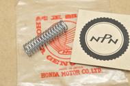 NOS Honda C70 CB125 CL125 CL70 CT70 CT90 QA50 S90 SL125 ST90 XL100 Z50 Front Brake Arm Spring 45437-001-000