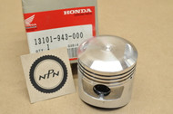 NOS Honda 1979-80 ATC110 Standard Size Piston 13101-943-000