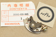 NOS Honda CL90 CM91 CT90 K0-1977 Trail 90 S90 SL90 Ignition Contact Points Breaker Assembly 30202-028-003