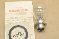 NOS Honda ATC110 ATC125 ATC185 ATC200 Big Red FL250 TRX125 TRX200 TRX250 Head Light Bulb 34901-323-750