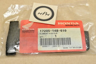 NOS Honda 1978-79 PA50 I 1978-83 PA50II Moped Air Cleaner Filter Element 17205-148-610