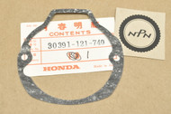 NOS Honda ATC110 ATC125 CT110 Trail 110 TRX125 Fourtrax Points Cover Gasket 30391-121-740