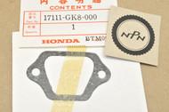 NOS Honda 1984-85 NQ50 Spree Intake Manifold Pipe Gasket 17111-GK8-000