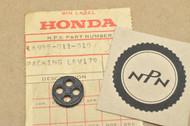 NOS Honda CA110 C110 CB175 K3 CL175 K3 SL175 K0-K1 Petcock Valve Lever Packing Gasket 16955-011-010