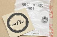 NOS Honda CB350 CB360 CB400 CB450 CB500 CB550 CJ360 CL360 CL450 CM400 CM450 CR125 CR250 SL350 Chain Adjusting Nut 90307-283-000