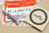 NOS Honda ATC125 M  ATC250 ES TRX125 TRX200 TRX300 Handlebar Lever Pivot Bolt 90114-HA0-770
