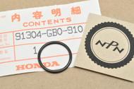 NOS Honda C70 CH80 CT70 NB50 NQ50 O-Ring 91304-GB0-910