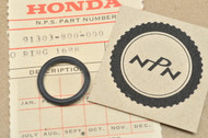 NOS Honda ATC250 CR250 CR480 CR500 FL250 MB5 MR175 MR250 MT125 MT250 TRX250 O-Ring 91303-800-000