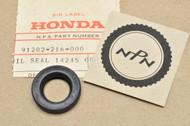 NOS Honda C70 CA160 CA175 CB160 CB400 CB500 CB550 CB750 CL160 CL175 CL70 CT70 QA50 S65 SL70 XL70 Z50 Oil Seal 91202-216-000