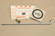 NOS Honda SL350 K0 Rear Wheel Outer Spoke B & Nipple 97715-52145-10