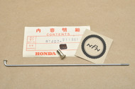 NOS Honda CB100 CB125 CL100 CL125 CL90 S90 Front Wheel Spoke B & Nipple 97407-21186-10