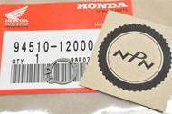 NOS Honda ATC125 ATC200 ATC250 ATC350 C70 CB350 CB360 CB450 CB500 CB550 CL350 CL360 CL450 Outer Circlip 94510-12000