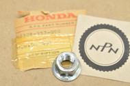 NOS Honda CB450 CL450 CR250 CX500 GL1000 GL1100 MR250 MT250 TL250 VT1100  VF1100 XL350 Hex Nut 90308-357-000