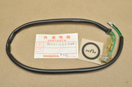 NOS Honda 1983-85 XL100 1984 XL125 1983 XL185 Tail Light Sub Wire Harness 32101-GC5-000