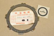 NOS Honda CR125 M MR175 MT125 Elsinore Clutch Friction Disk 22201-360-000