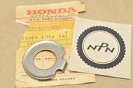 NOS Honda CR125 M MR175 MT125 Elsinore Clutch Lock Washer 16mm 90505-360-000